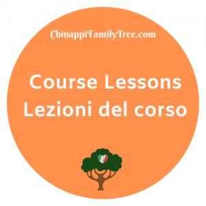 Course Lesson